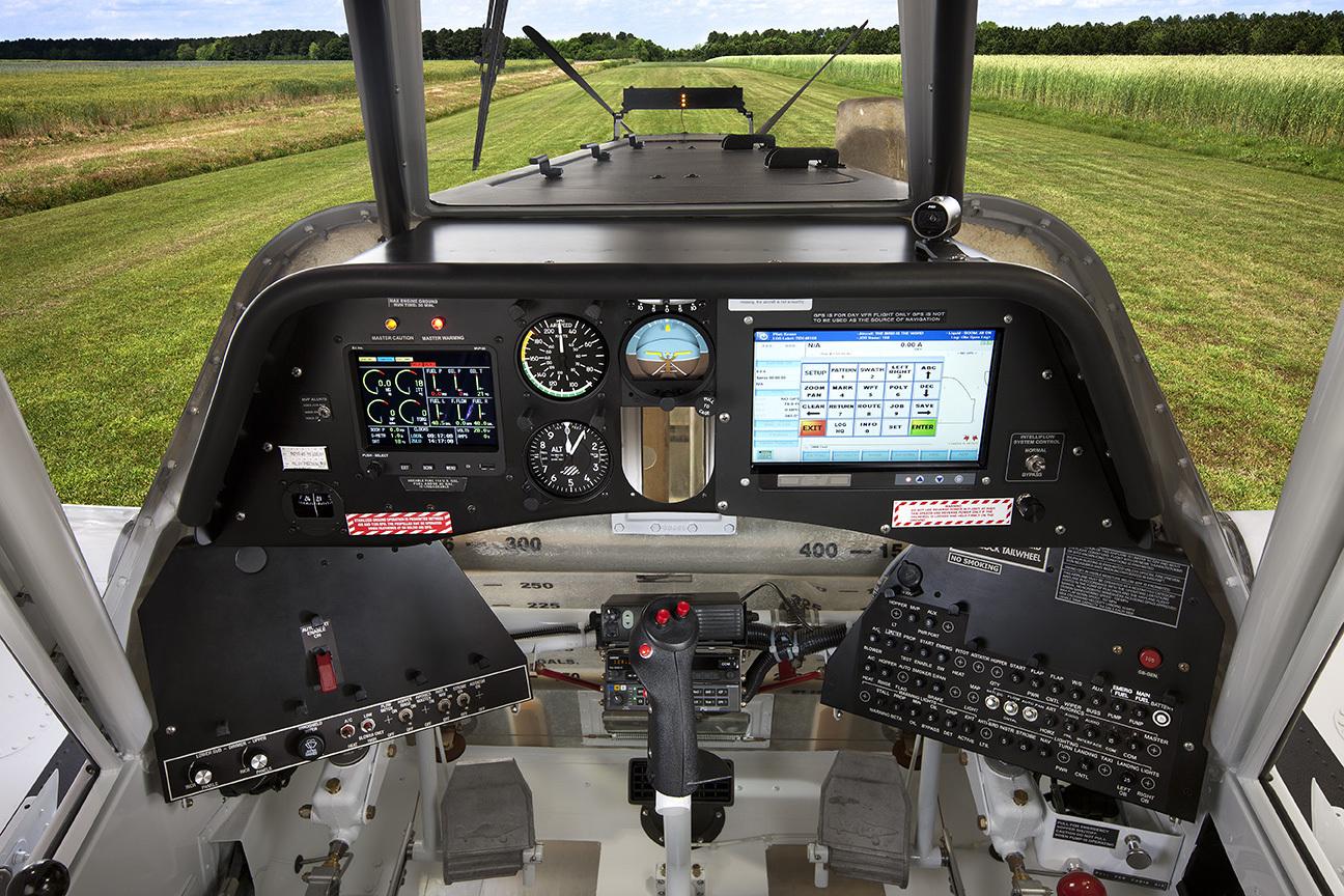 510P-Cockpit